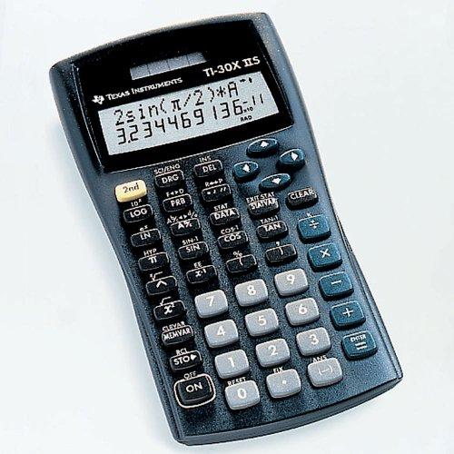 TI-30X IIS Calculator (Calculator Ti 30x compare prices)