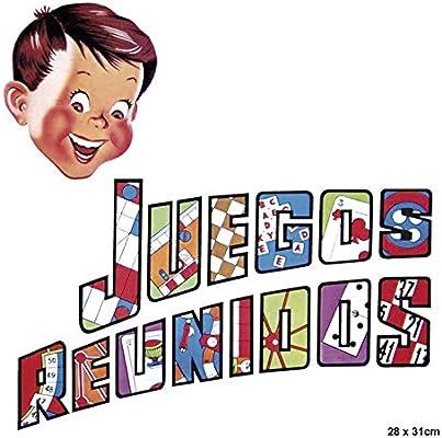 IDEAVINILO - Sticker sobre Juegos de Mesa Reunidos. Medidas ...