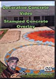 Stamped Concrete Overlay Video