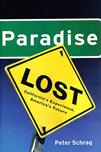 West Coast Cutter (Paradise Lost: California's Experience, America's Future)