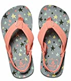 Reef Girls' Little Ahi Sandal, Twinkle Star, 3-4