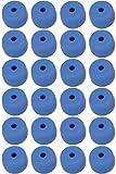 Pine Ridge Archery 100 pack Nitro Buttons Blue #02708