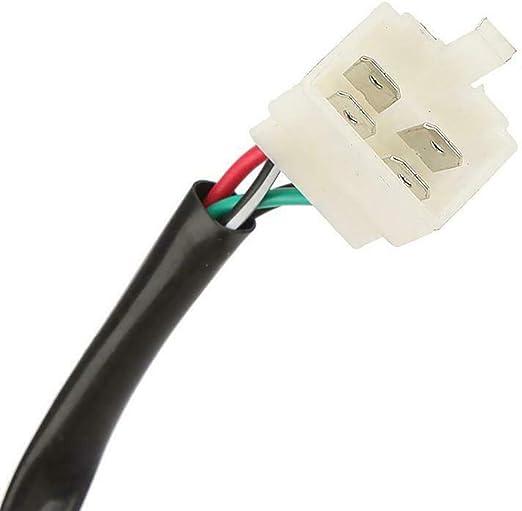Amazon.com: Interruptor de encendido con tapa de gas para ...