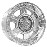Pro Comp Alloys Series 1089 Polished Wheel (17x8''/6x5.5'')