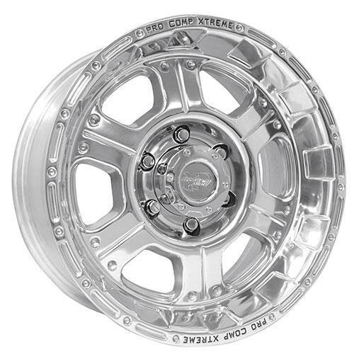 Pro Comp Alloys Series 1089 Polished Wheel (17×8″/6×5.5″)