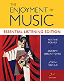 The Enjoyment of Music 3rd Edition