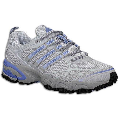 Adidas Womens Supernova Trail 5 Scarpa Da Corsa Granito / Baja Blu / Alluminio