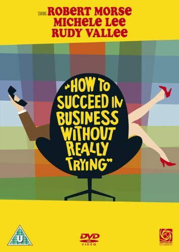 How To Succeed In Business Without Really Trying [DVD] by Robert Morse B01I06UDHA