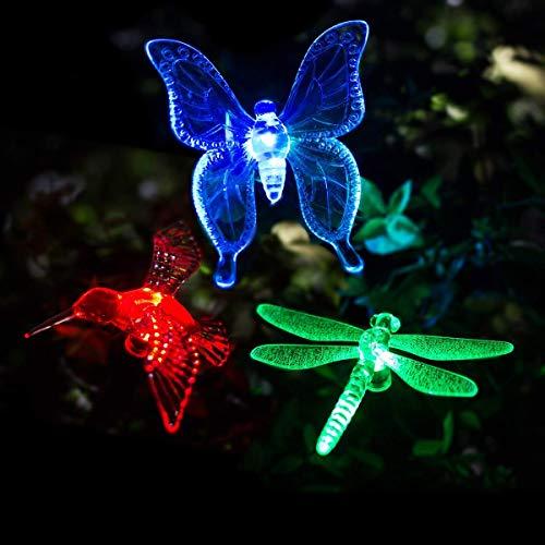 Chameleon Solar Lights in US - 3