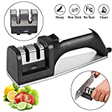 Professional KNIFE SHARPENER Ceramic Tungsten Kitchen Sharpening...