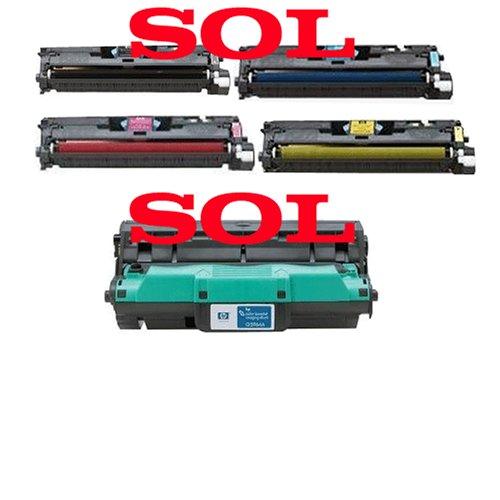 (5 Pcs) Remanufactured Canon Imageclass Mf8170c, Mf8180c Toner Cartridge (B, C, M, Y + Drum) 7433a005aa (Ep87b) , 7432a005aa (Ep87c) , 7431a005aa (Ep87m) ,7430a005aa (Ep87y) , 7429a005aa (Mf8180c Drum)
