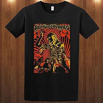 Truebiker Collection Dimebag Darrell Tribute Mens T-Shirt RIP Pantera Metal Whiskey Tooth