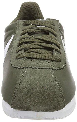cargo Nike Cortez bianco nero ginnastica da Classic per Scarpe uomo Nylon Khaki 001 multicolore rrSxv6wgq