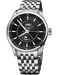 Artix Complication Moonphase Automatic Mens Watch 915-7643-4034MB · Oris