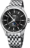 Oris Artix Complication Moonphase Automatic Mens Watch 915-7643-4034MB