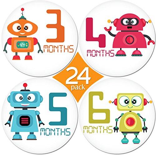 Premium Stickers KiddosArt Holidays Milestone