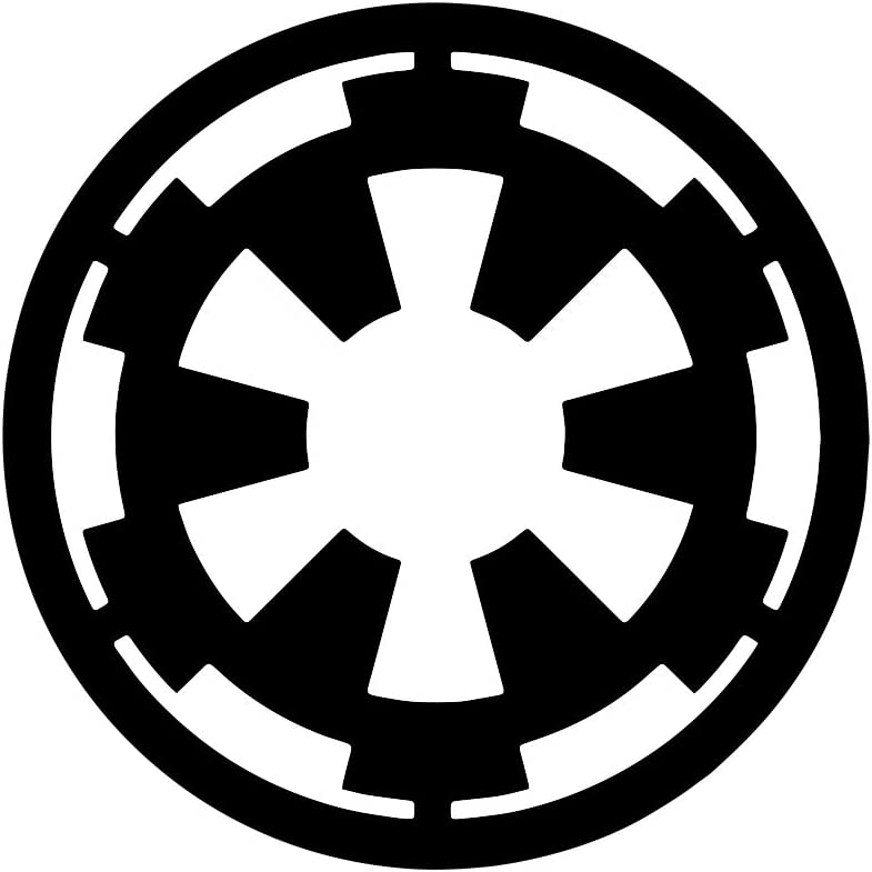 Bargain Max Decals Galactic Empire Sticker Decal Notebook Car Laptop 5