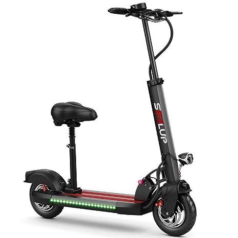 ZBB Scooter eléctrico Plegable 500W Motor sin escobillas de ...
