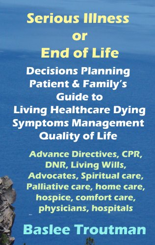 Decisions Planning Healthcare Symptoms Management ebook product image