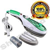 BEAUTYSTAR Portable Steamer Iron Handheld Garment Steamer/Steam Iron/Wrinkle Remover/Machine for Cloths/Garment Staemer Household Garment Ironing for Cloths (multicolor)