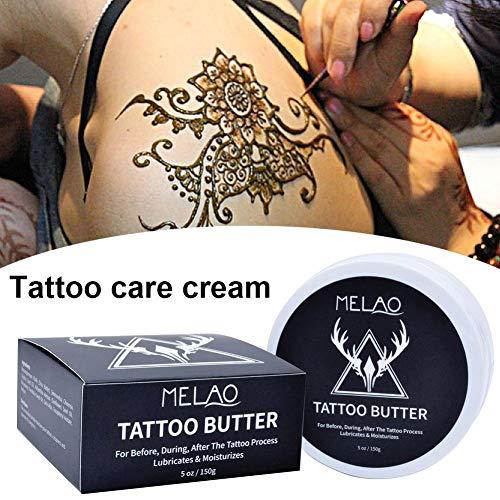 Crema de cuidado para tatuajes, reparación de cicatrices, cuidado ...