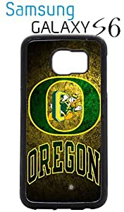 University of Oregon Ducks Samsung Galaxy s6 Case Hard Silicone Case