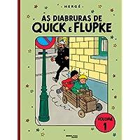 As Diabruras de Quick e Flupke – Volume 1