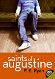 Front cover for the book Saints of Augustine by P. E. Ryan