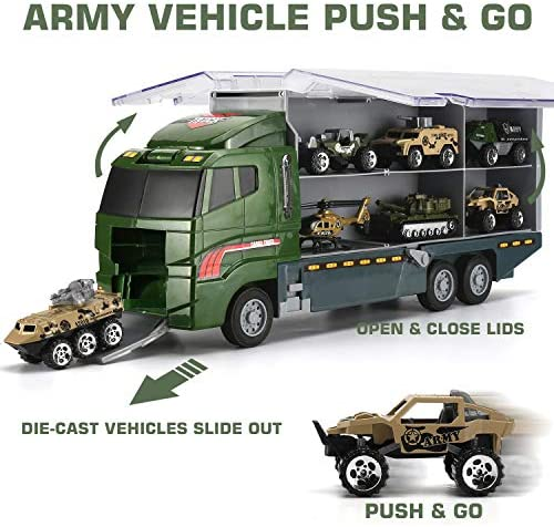 26 en 1 Camion Militaire avec Ensemble de - Actualités des Jeux Videos