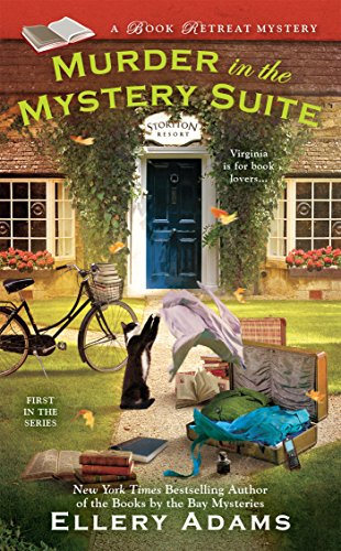 Murder in the Mystery Suite (A Book Retreat (Retreat Series)