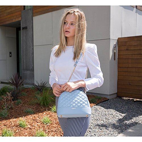 Leather Handbags Blue Best Quilted Designer Crossbody Crossbody SUSU Purse Lambskin France Baby The Bags qawxxO8UI