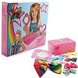 Jojo Siwa- Hair Accessories JoJo Bows and Large Rainbow Bow