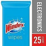electron wipes - Windex Electronics Wipes, 25 ct