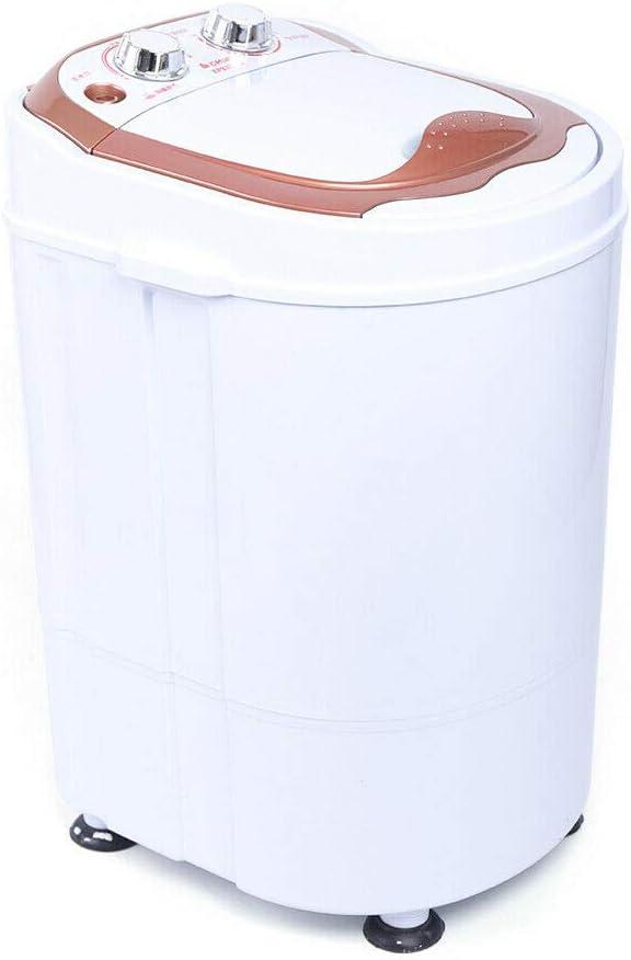Berkalash 6KG Machine /à laver 2 en 1 Mini machine /à laver /à la maison
