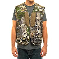 TrailCrest Mossy Oak Deluxe Front Loader Shooting Vest