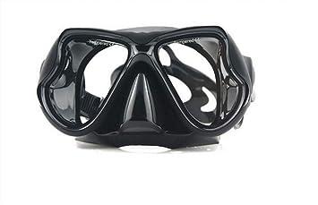 0ffbd1cf6a7 Diving Mask Dive Snorkel Nearsighted Prescription RX Optical Corrective  Lenses Customized (Black