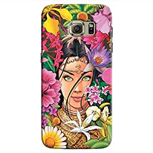 Cover It Up Hidden Princess Hard Case For Samsung Galaxy S7, Multi Color