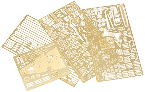 Photo-Etched Parts for IJN Battleship Yamashiro 1943 (Plastic ()