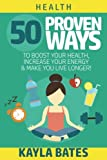 Check Out These 50 PROVEN & EASY Tips You Can Add to Your Day For More Energy, Better Health & A Longer Life!FREE BONUS FOR A LIMITED TIME ONLY: If you download this book TODAY, you will get a FREE DOWNLOAD of a best selling book from Top Fit...