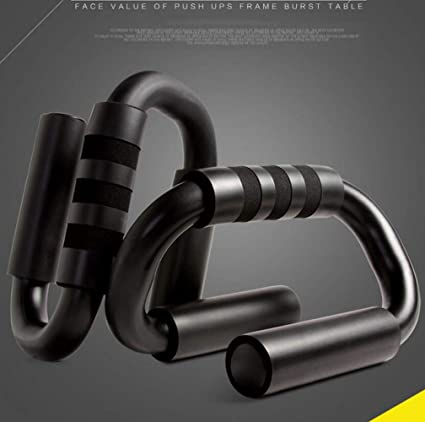 Amazon com : Muscle Masters Push Up Bars Stand Athletics