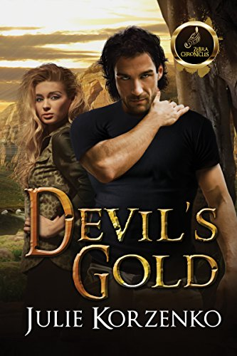 Book: Devil's Gold (ZEBRA Chronicles) by Julie Korzenko