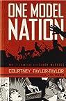 One Model Nation (BD) par Rugg