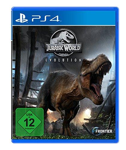 Jurassic World Evolution (PlayStation PS4) (Console Evolution)