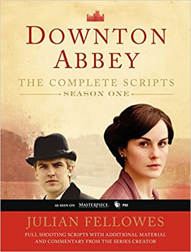 Downton Abbey Script Book Season 1: Julian Fellowes: 8601401210474