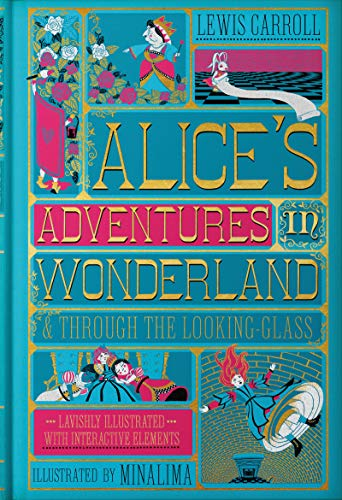 Alice's Adventures in Wonderland & Through the Looking-Glass]()