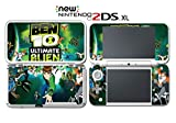 Ben 10 Ten Omnitrix Tennyson Omniverse Video Game Vinyl Decal Skin Sticker Cover for Nintendo New 2DS XL System Console