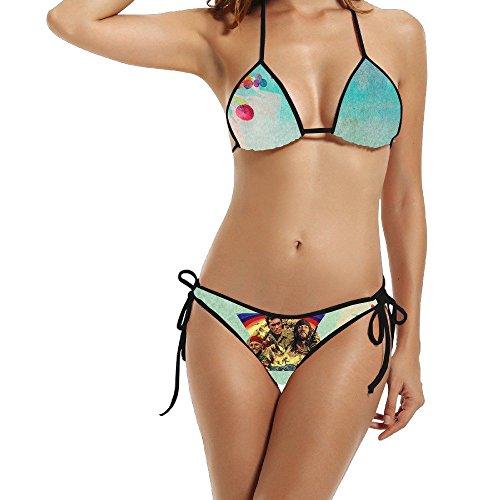 Kelly's Heroes War Comedy Film Clint Eastwood Womens Bikini Beach Wear