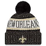 New Era Knit New Orleans Saints Biggest Fan Redux