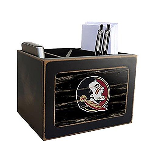 Fan Creations NCAA Florida State Seminoles Distressed Tea...