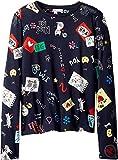 Dolce & Gabbana Kids Womens Love T-Shirt (Big Kids)